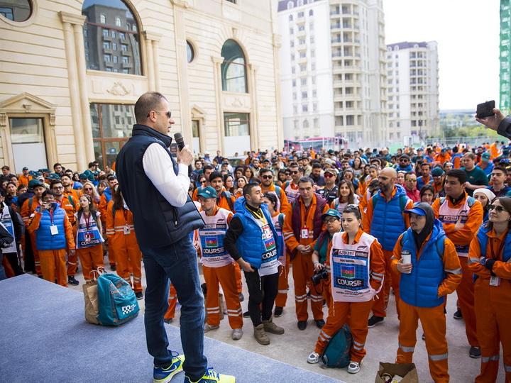Открыта регистрация в маршалы на Гран-при Азербайджана 2020 года