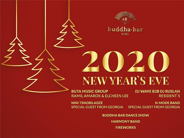Sehr və bayram: Buddha Bar Baku mistik Yeni il əyləncəsi təqdim edir – FOTO – VİDEO
