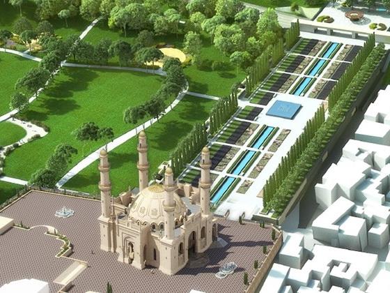 Каким будет Центральный парк Баку в ближайшем будущем? – ФОТО
