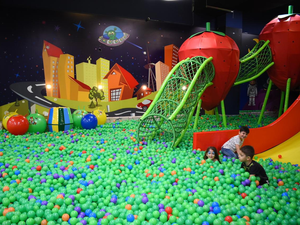 Всё по-новому: Детский развлекательный центр Kid's Planet открылся после ремонта – ФОТО – ВИДЕО
