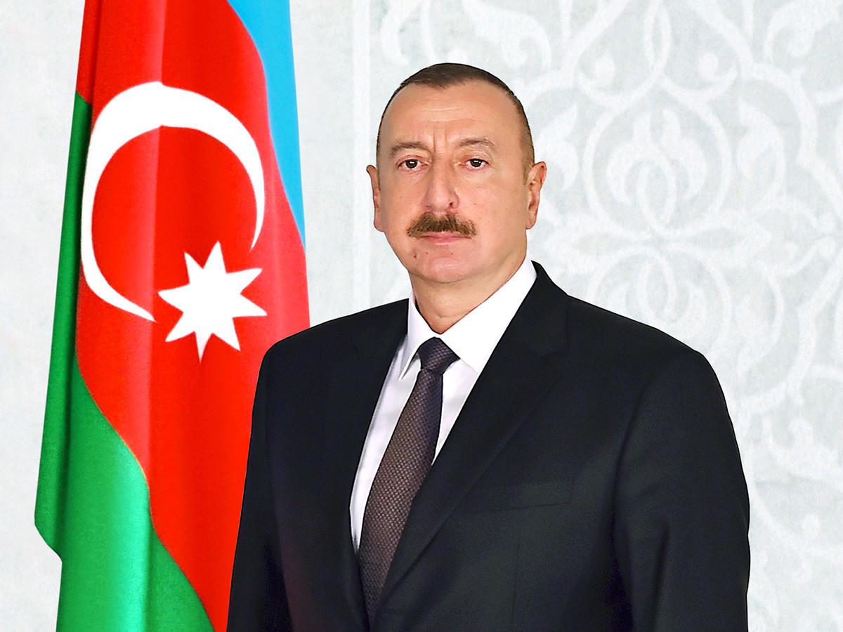 Prezident İlham Əliyev Vladimir Zelenskiyə başsağlığı verib