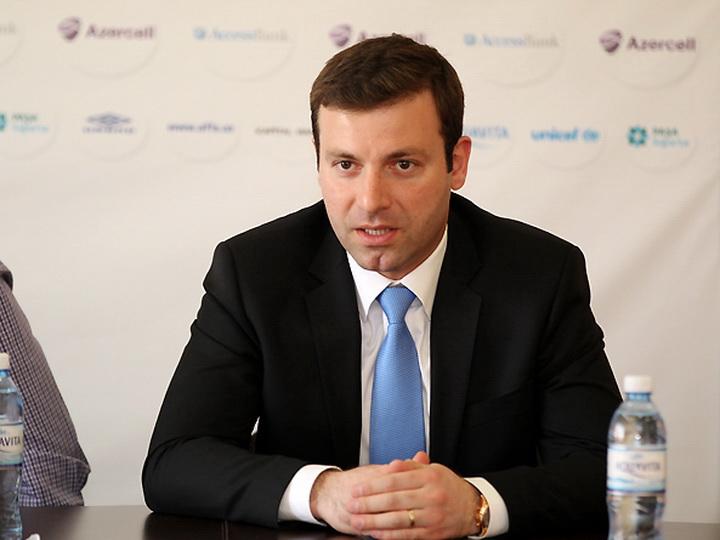 Эльхан Мамедов рассказал «Матч ТВ» о готовности Баку к матчам чемпионата Европы