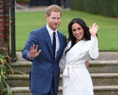 Принц Гарри и Меган Маркл отказались от полномочий членов королевской семьи – ФОТО