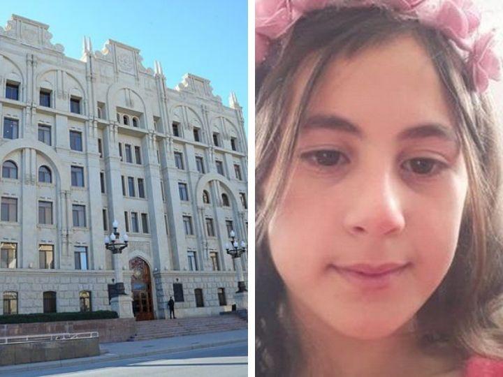 МВД предупредило журналистов: Не спекулируйте на убийстве 10-летней Нармин