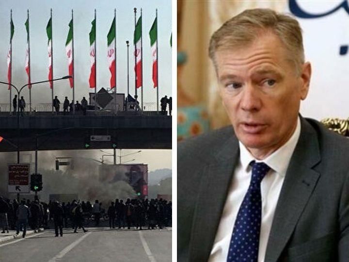 МИД Ирана вызвал британского посла из-за участия в незаконной акции – ОБНОВЛЕНО