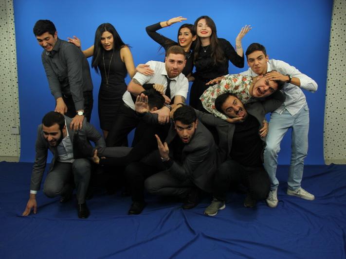 Новая азербайджанская команда КВН отправляется покорять фестиваль «КиВиН-2020» - ФОТО