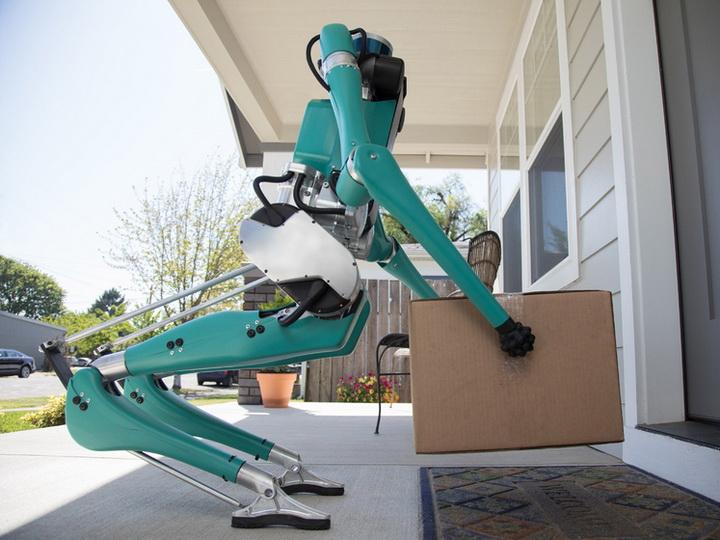 Будущее уже здесь: в США в продажу поступил первый человекоподобный робот – ФОТО – ВИДЕО