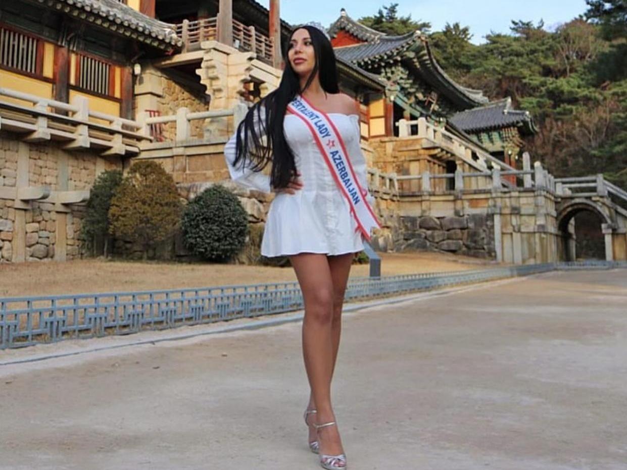 Азербайджанка стала победительницей Сеульской Недели моды – ФОТО