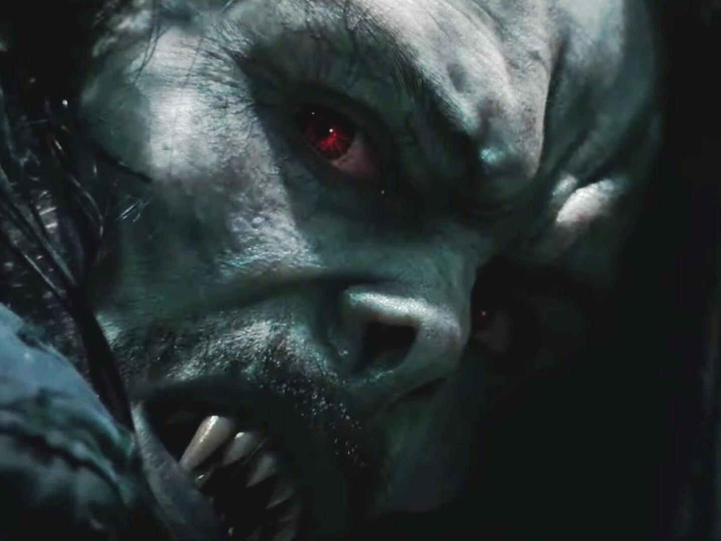 Пугающее превращение Джареда Лето в вампира в первом трейлере фильма «Морбиус» - ВИДЕО