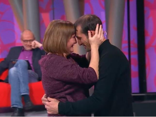 Азербайджанец по имени Брюс Ли встретился с матерью в эфире Первого канала спустя 30 лет разлуки – ФОТО – ВИДЕО