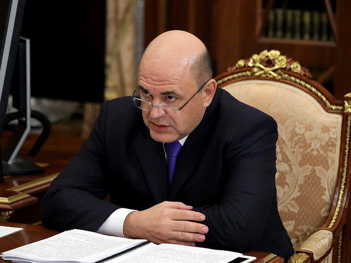 Путин предложил главе ФНС Михаилу Мишустину пост премьера