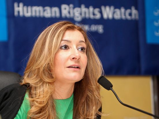 Selective Opponent of 'Settlers': HRW has one standard for Israel, another for Armenia