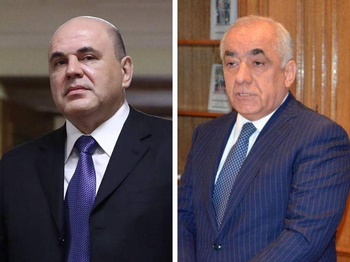 Али Асадов поздравил нового премьер-министра России