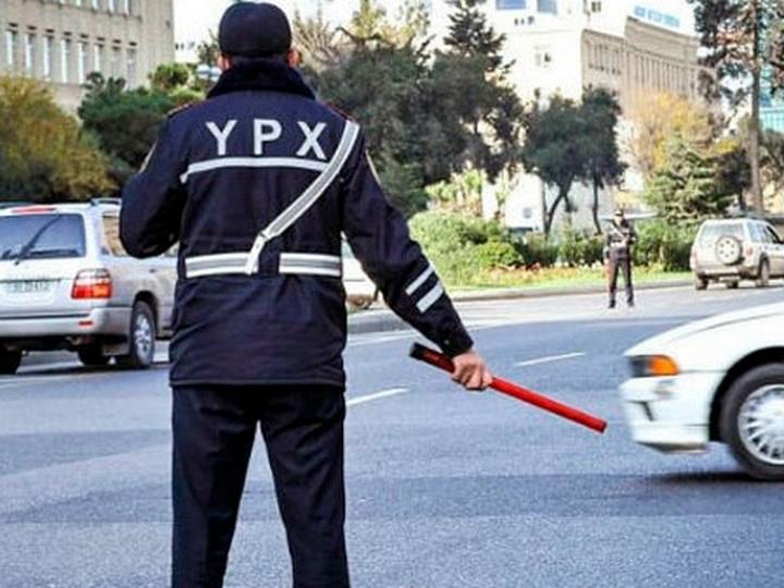 20 января движение транспорта на дорогах Баку будет ограничено