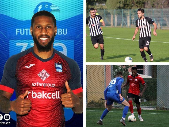 Иранец - в «Нефтчи», воспитанник «Арсенала» - в «Зиря»: Как клубы Премьер-лиги готовятся к чемпионату