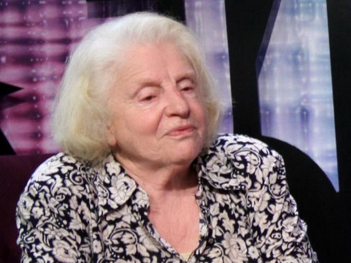 Джаннат Салимова награждена орденом «Шараф»