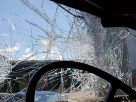 В Загатале произошло ДТП, пострадали 4 человека