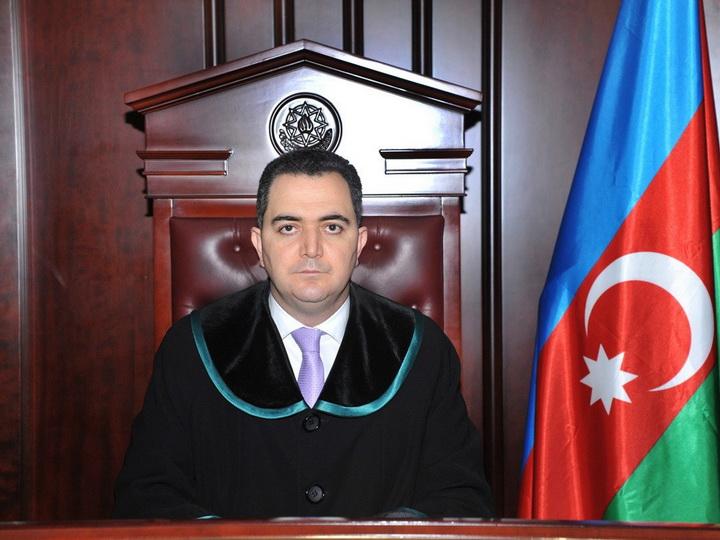 Самый молодой судья Верховного суда АР занял высокую должность - ФОТО