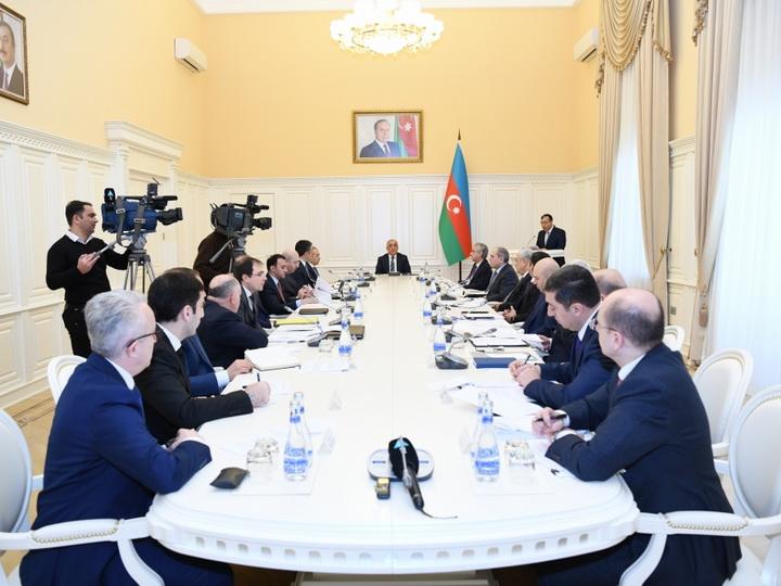 В Кабинете Министров состоялось совещание, посвященное регулированию трудовых отношений