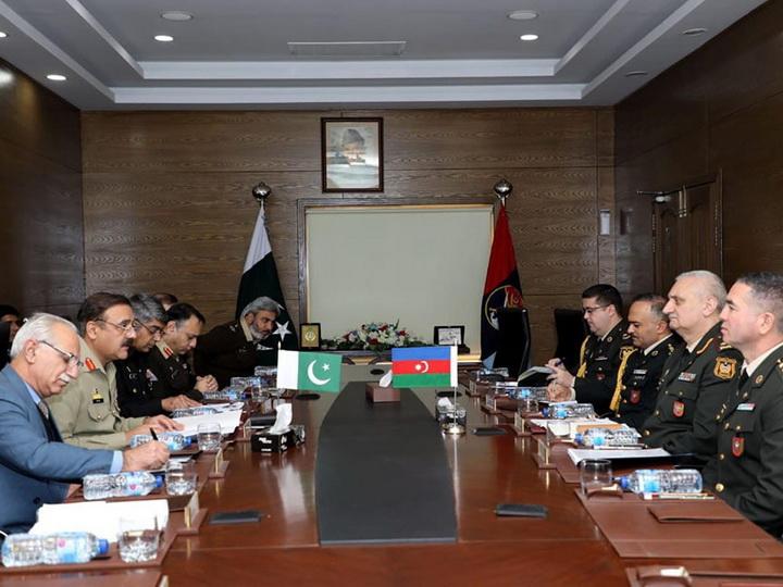 В Равалпинди состоялась очередная встреча азербайджано-пакистанской рабочей группы - ФОТО