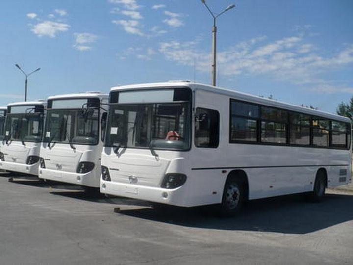 В регионах Азербайджана обновят общественный транспорт