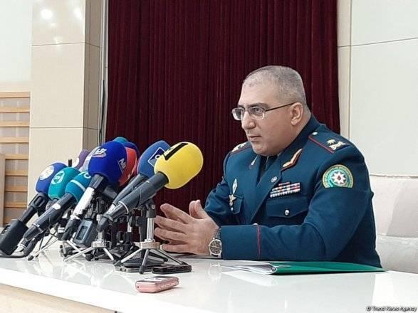Генерал Эльчин Ибрагимов: Каждая провокация армянских вооруженных подразделений будет жестко пресекаться