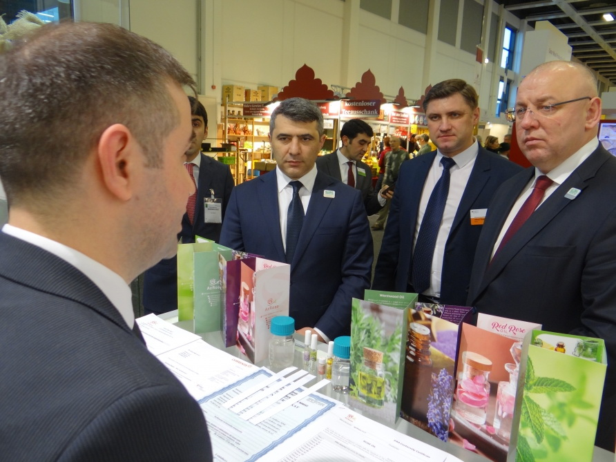 В Берлине обсуждены возможности расширения сотрудничества между Азербайджаном и Германией в аграрной сфере