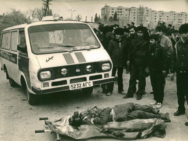 The Jerusalem Post: «Черный январь» стал отправной точкой для независимости Азербайджана - ФОТО