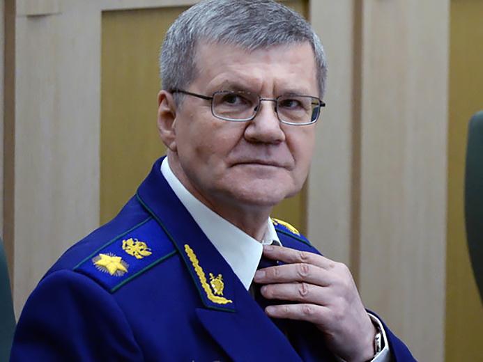 Генпрокурор России Юрий Чайка покидает свой пост