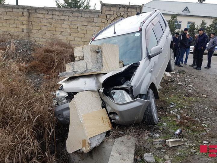 В Уджаре столкнулись два автомобиля, есть раненые - ФОТО