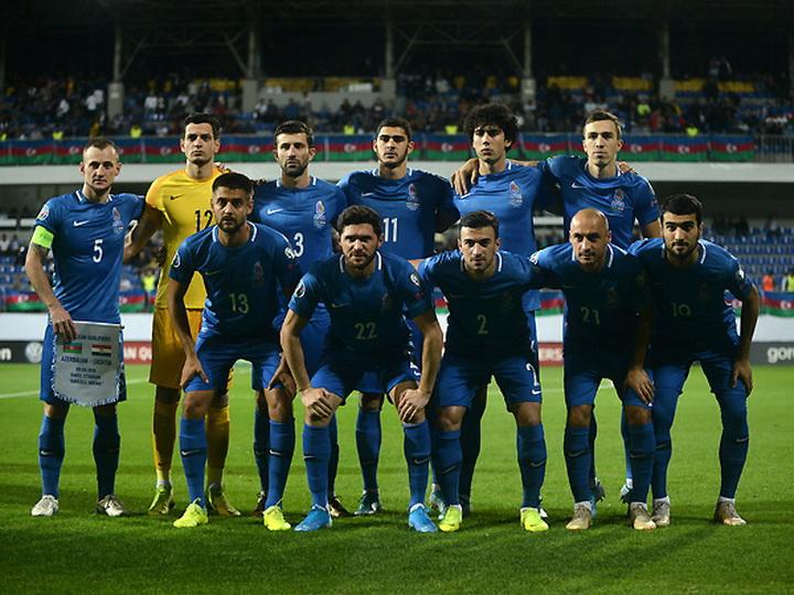 Сборная Азербайджана сыграет с Лихтенштейном и Мальтой
