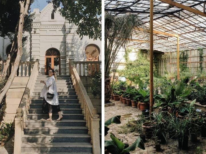 Необычные здания Баку: Попадая на мухтаровскую виллу… - ФОТО