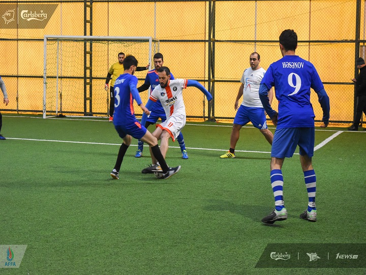 """""""MFL Carlsberg Biznes Liqası""""nın II turu: """"Avromed""""dən darmadağın, """"Go Sport"""" – """"Norm Sement"""" oyununda səssizlik – FOTO – VİDEO"""