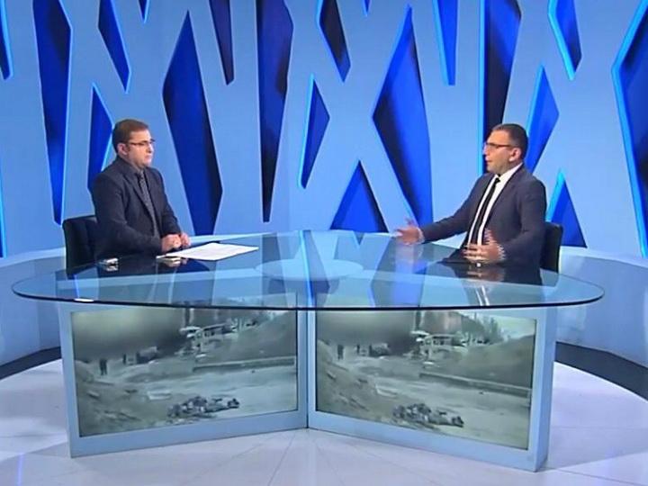 Арье Гут: «Кровавый Черный Январь стал страницей мужества и героизма азербайджанского народа в истории борьбы за независимость» - ФОТО