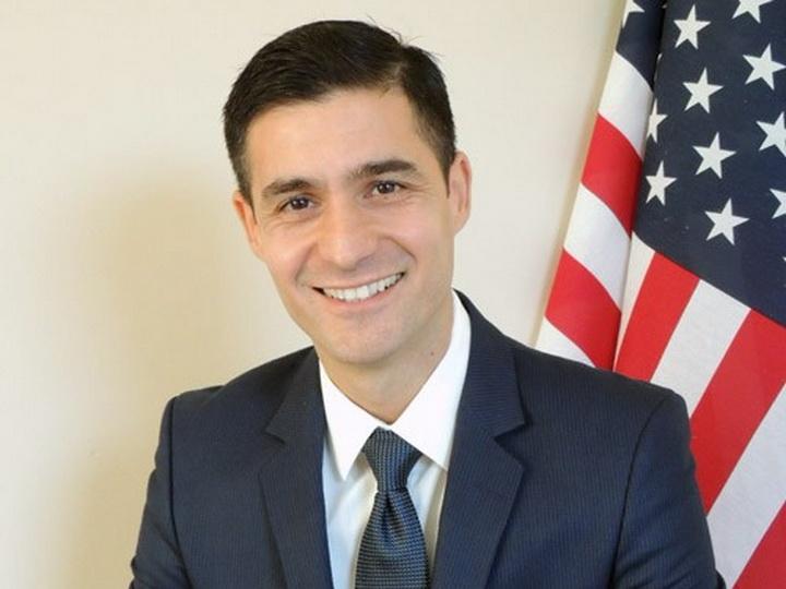 Азербайджанец Рамин Мамедов баллотируется в Конгресс США – ФОТО – ВИДЕО