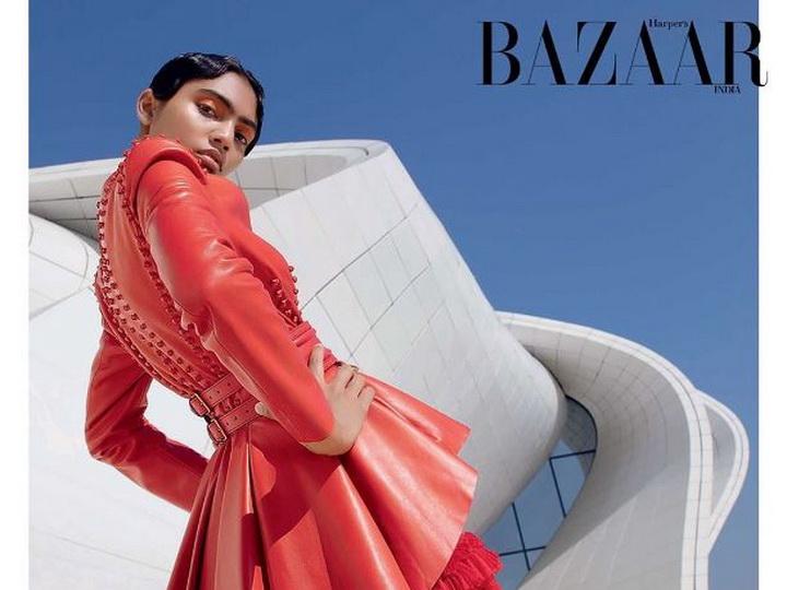Баку на страницах журнала «Harper's Bazaar» – ФОТО – ВИДЕО