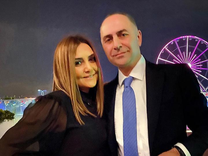Зульфия Ханбабаева показала мужа в Instagram: «Он сделал меня счастливой женщиной и матерью» - ФОТО