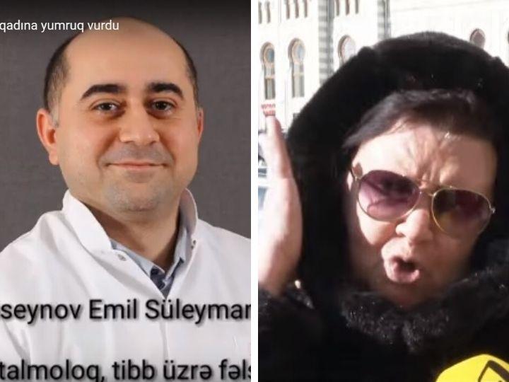 75-летняя Юлия Камолова: Эмиль Гусейнов включил в операционной песню Пугачевой, а потом начал бить меня по лицу - ФОТО - ВИДЕО