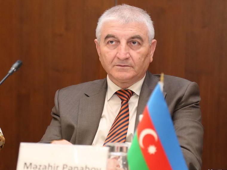 Мазахир Панахов: «На один депутатский мандат претендуют 12-13 кандидатов»