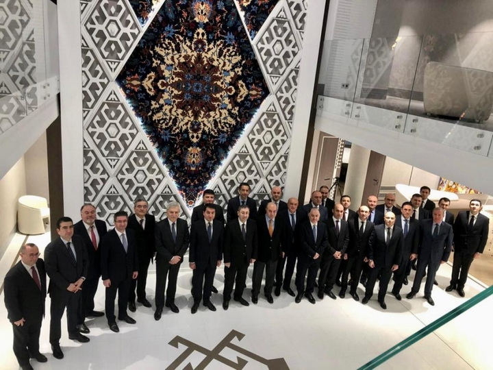Состоялось рабочее заседание посольств Азербайджана, функционирующих в странах-членах Европейского союза