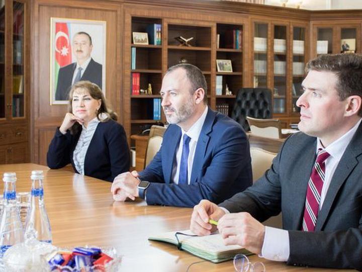 Исполнительный директор «Total»: Первый газ с месторождения «Абшерон» планируется получить в 2021 году - ФОТО