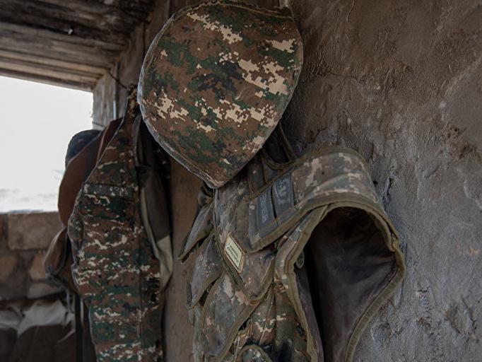 На оккупированных азербайджанских территориях погиб армянский солдат