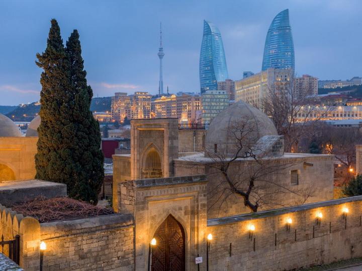 Азербайджан входит в тройку самых популярных в СНГ для авторских туров