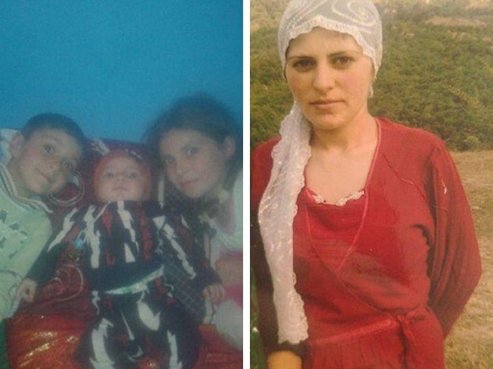 Жительница Хызы, которую муж избивал плетью, с детьми поселена в бакинское убежище - ФОТО