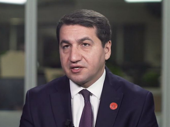 Hikmat Hajiyev at EurActiv: Azerbaijan remembers red carnations and looks into the future - VIDEO