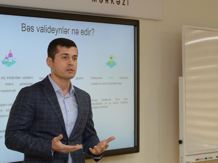 Azercell поддержал проведение обучающего курса «Безопасный Интернет»