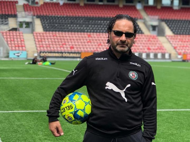 Валех Гафаров Энгвист: о том, как азербайджанский тренер оказался в Швеции