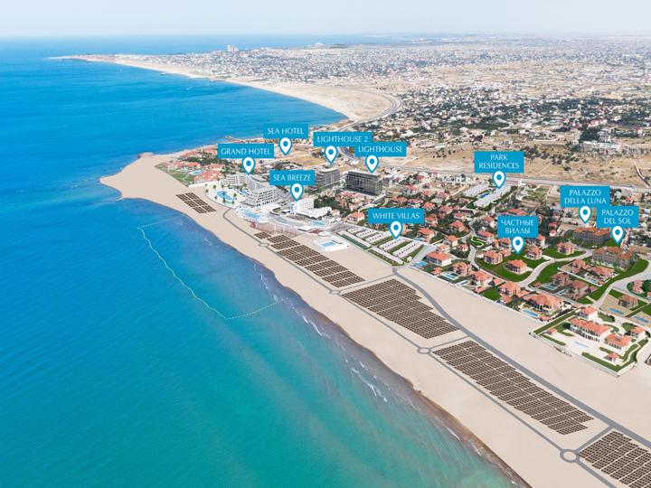 Недвижимость мечты: Sea Breeze, каким мы его не знали – ФОТО – ВИДЕО