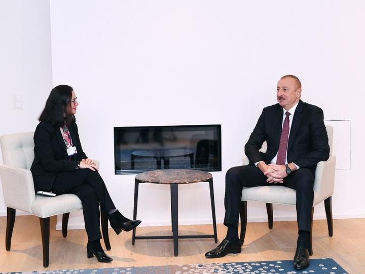 Обсуждены вопросы сотрудничества с компанией Swiss Re для дальнейшего развития страхового рынка в Азербайджане - ФОТО