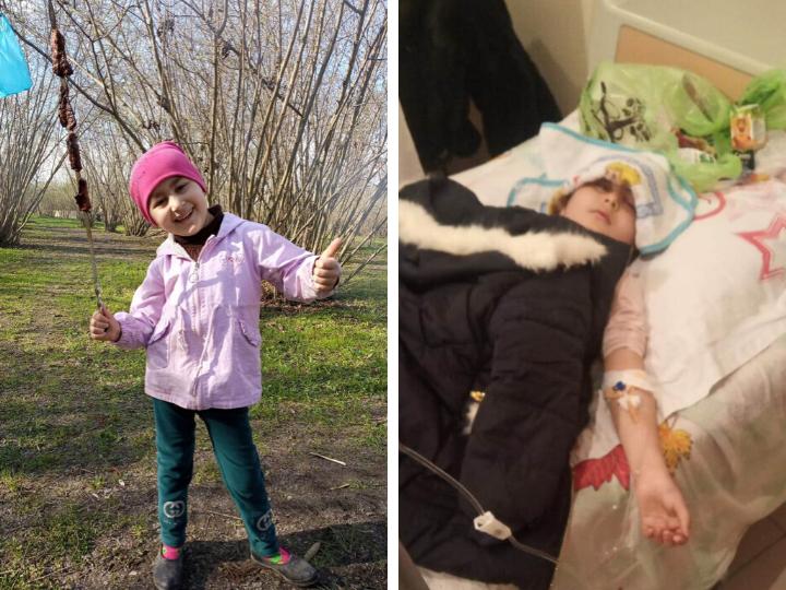 6 yaşlı qızı qan xərçəngi olan atanın harayı: Aylinimi xilas edin! – FOTO